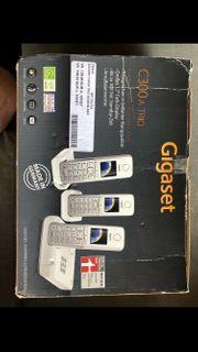 Verkaufe Gigaset C300 A Trio