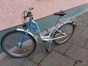 Pucky Fahrrad 20 Zoll hellblau