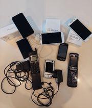 gebrauchte Handys als Paket