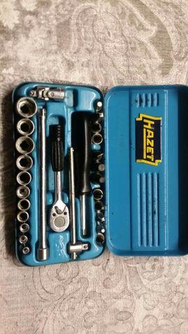 Werkzeuge - kleiner Gedore Ratschkasten