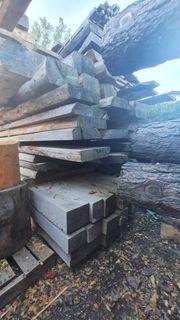 Lärchenholz zu verkaufen