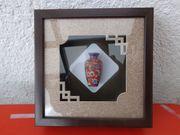 Miniaturvase Handarbeit aus China