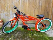 E-Bike NEU cooles The Ruffian