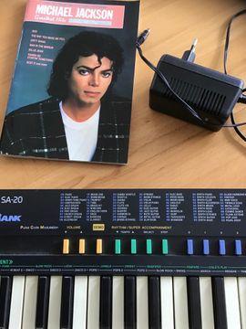 Bild 4 - Keyboard Vintage Michael Jackson - Graben-Neudorf
