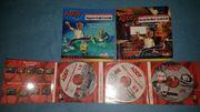 Grundschul-Lernprogramm mit 3 CD-ROMs