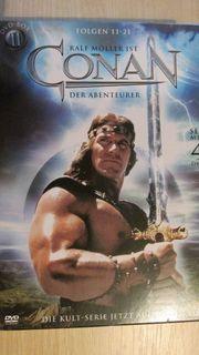 DVD Conan Der Abentteuer