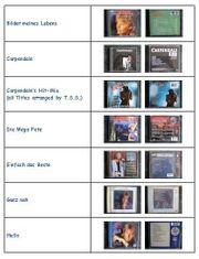 Howard Carpendale - CD-Sammlungsauflösung - 23 Stück