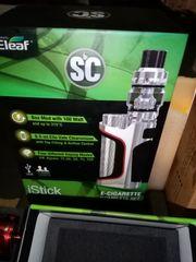 E-Zigarette Akkuträger u vertampfer