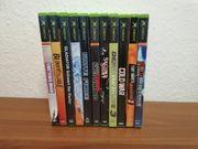 xbox Spiele Sammlung