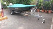 Angelboot Dreikieler Barschboot Dory 13