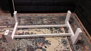 Couchtisch Glas Neuwertig 120x65x34cm