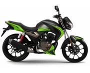 Ideales A1 Einsteiger-Motorrad Junak Race