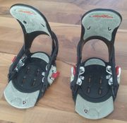 Snowboardbindung Step-In Burton Mission SI