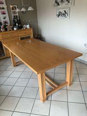 Tisch Esstisch Esszimmer Buche 2m
