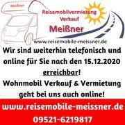 Wohnmobil mieten - All Inclusive - Alkoven