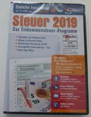 Aldi Steuer CD 2019 - NEU