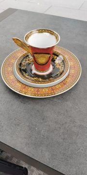 Versace Medusa rot set