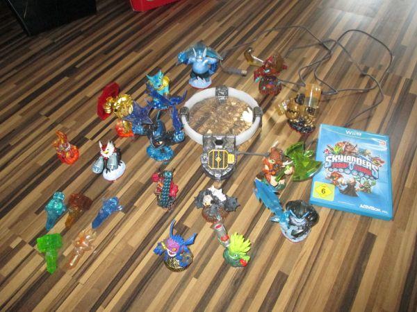 Skylanders Trap Team für Wii