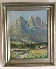 Gemälde H Gasser
