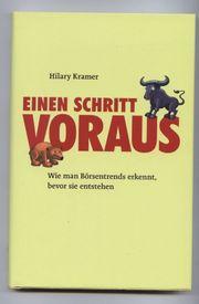 Hilary Kramer - Einen Schritt voraus -