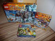 Lego Chima 3x Sets 70115