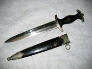 Dagger SS aus Wk2 RZM