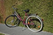 Hercules Fahrrad Damen 28 Zoll