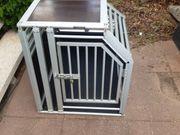 Hundebox Aluminium neuer Wabenliegematte