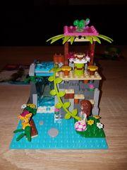 Lego Friends Einsatz am Dschungel-Wasserfall