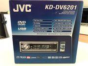DVD JVC KD-DV6201 Selten