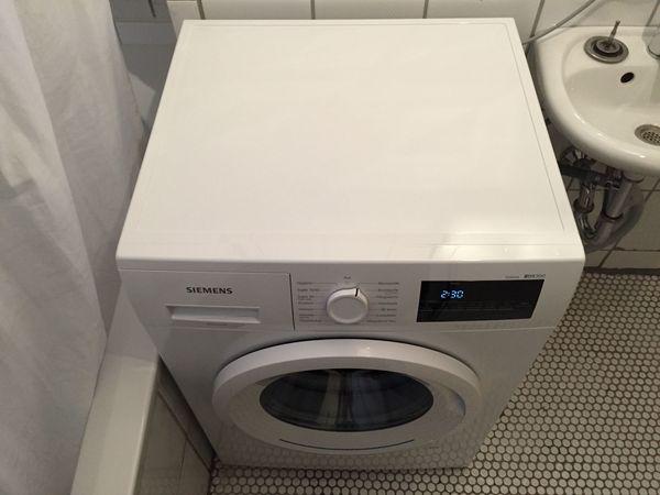 Siemens 7KG Waschmaschine 1400 U-Drehungen