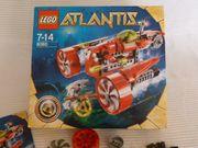 Lego 8060 Atlantis Turbojet