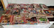 große Sammlung BURDA Moden Zeitschriften