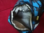Satch-Schulrucksack mit Sporttasche