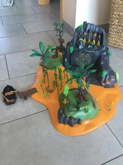 Playmobil Schatzinsel 5134