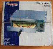 Pizzaofen Edelstahl Marke Hendi Original