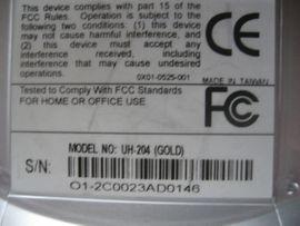 Bild 4 - USB 4 Port Hub 2 - Birkenheide Feuerberg