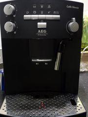 AEG Cafe Silencio Kaffeevollautomat