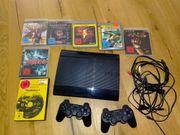 Playstation 3 Konsole Sammler Set