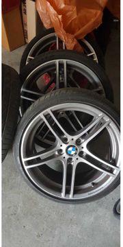 BMW Performace Alufelgen mit Reifen