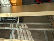 gebrauchter höhenverstellbarer kippbarer Kettler-Schreibtisch in
