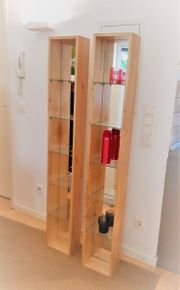 IKEA Molger Spiegelregal birke 2x