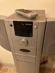 Hi-Fi Anlage mit CD und