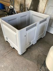 plastikcontainer altbatteriecontainer säurecontainer