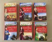 6 historische Romane NEU