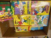 200 Donald Duck Comics in
