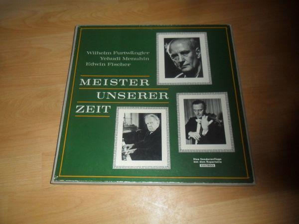 LP Album Meister unserer Zeit