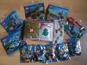 Advents Paket Jungen Adventskalender Lego