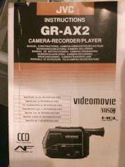 JVC Mini VHS Cam