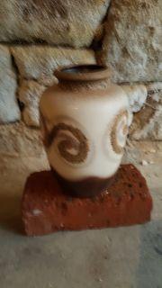 Vase aus Ton